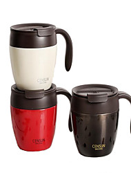 cheap -Drinkware Mugs&Cups Stainless steel Heat-Insulated Casual / Daily