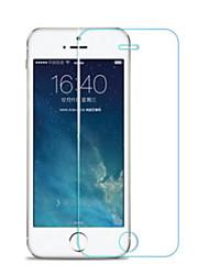 Недорогие -AppleScreen ProtectoriPhone SE / 5s HD Защитная пленка для экрана 1 ед. Закаленное стекло