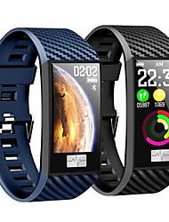 Недорогие -KUPENG GT58 Универсальные Смарт Часы Android iOS Bluetooth Smart Спорт Водонепроницаемый Пульсомер Измерение кровяного давления ЭКГ + PPG / Сенсорный экран / Израсходовано калорий / Педометр