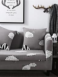 preiswerte -Sofabezug Romantisch Garngefärbt Polyester / Baumwoll Mischung Überzüge