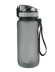 Недорогие -Бутылки для воды Бутылка для воды 650 ml PP Портативные для Велосипедный спорт / Велоспорт Походы / туризм / спелеология Путешествия Черный Зеленый Синий Розовый
