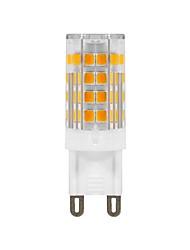 preiswerte -5 W LED Doppel-Pin Leuchten 420 lm G9 T 52 LED-Perlen SMD 2835 Dekorativ Warmes Weiß 220 V 110 V, 1pc