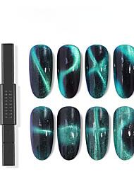 halpa -1kpl Metallinen Käyttötarkoitus Sormen kynsi Paras laatu kynsitaide Manikyyri Pedikyyri Geometrinen Päivittäin