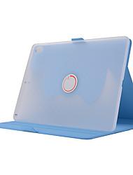 voordelige -DG.MING hoesje Voor Apple iPad Pro 10.5 Schokbestendig / met standaard / Auto Slapen / Ontwaken Volledig hoesje Effen Zacht PU-nahka voor iPad Pro 10.5