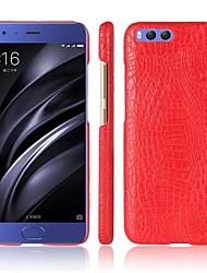 abordables -Funda Para Xiaomi Mi Mix 2 / Mi 8 Antigolpes Funda Trasera Un Color Dura ordenador personal para Mi Note 3 / Xiaomi Mi Max 2 / Xiaomi Mi Mix 2S