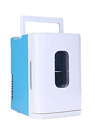 Недорогие -LITBEST 10L автомобильный холодильник портативный / с низким уровнем шума / с низким энергопотреблением, кулер и теплее, нижний предел может достигать 5 ° C 12 В