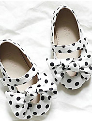 cheap -Girls' Shoes Cotton Spring Comfort Flats for Kids White