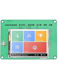 ieftine -Accesorii pentru imprimante 3d jz-ts24 Compatibilitatea cu ecranul tactil de 2,4 inci este solidă