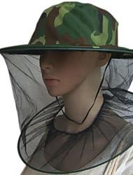 Недорогие -Головные уборы Защита от комаров / Защита от  насекомых Тюль камуфляж Походы 32*32*40 cm