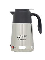 Недорогие -Электрический чайник из нержавеющей стали 1.2л портативный / автоматическое отключение питания 12 / 24v