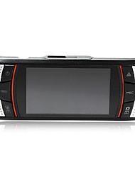 Недорогие -1080p HD / Загрузочная автоматическая запись Автомобильный видеорегистратор 120° Широкий угол 2.7 дюймовый TFT Капюшон с GPS / Обноружение движения / Циклическая запись Автомобильный рекордер