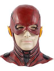preiswerte -Superheld Cosplay Kostüme Erwachsene Herrn Cosplay Halloween Halloween Karneval Maskerade Fest / Feiertage Kleben Braun Karneval Kostüme Einfarbig