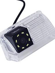 Недорогие -Ziqiao 8 светодиодные фонари ночного видения автомобильная камера заднего вида для Toyota Corolla E120 / ByD F3 / Lifan 620