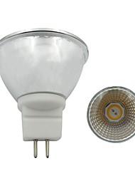 preiswerte -1 stück 3,5 watt gu5.3 led scheinwerfer 300-320lm 110 v 220 v cob led spot lampe weiß warmweiß