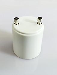 ieftine -1 buc GU 24 până la E27 / E26 E14 100-240 V Convertor Plastic Bec pentru becuri