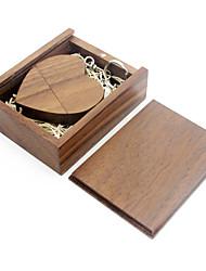 Недорогие -Ants 8GB флешка диск USB USB 2.0 Дерево / Бамбук love wooden gift box