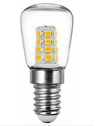 Χαμηλού Κόστους -2 W LED Λάμπες Σφαίρα 280 lm E14 26 LED χάντρες SMD 2835 Θερμό Λευκό Ψυχρό Λευκό 220-240 V, 1pc