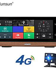 Недорогие -Junsun E31P 7,84-дюймовый экран ips FHD 1080 P 4G Adas Android 5.1 Автомобильный видеорегистратор Автомобильный GPS-навигация петля записи Bluetooth-GPS GPS Wi-Fi