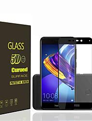 ieftine -Ecran protector pentru Huawei Huawei P20 / Huawei P20 Pro / Huawei P20 lite Sticlă securizată 1 piesă Ecran Protecție Față 9H Duritate / 2.5D Muchie Curbată