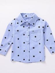 זול -חולצה שרוול ארוך דפוס בנים תִינוֹק
