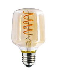 povoljno -3 W LED filament žarulje 190-290 lm E26 / E27 1 LED zrnca Jantarno 220-240 V 110-130 V, 1pc