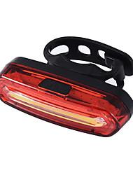 Недорогие -Светодиодная лампа Велосипедные фары Задняя подсветка на велосипед огни безопасности XP-G2 Горные велосипеды Велоспорт Водонепроницаемый Несколько режимов Портативные Литий-полимерная 100 lm