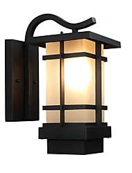 Недорогие -QIHengZhaoMing LED / Современный современный Внешние настенные светильники кафе / Офис Металл настенный светильник 110-120Вольт / 220-240Вольт 12 W