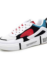 economico -Per uomo Suole leggere Retato Estate Per sport / Casual Sneakers Corsa / Footing Traspirante Rosso / Blu