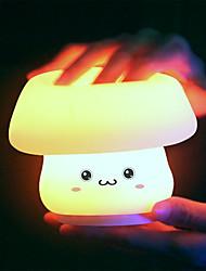 Недорогие -1шт Шары LED Night Light / Детский ночной свет / Книжный свет USB Двойной разъем USB / Для детей / Меняет цвета 5 V