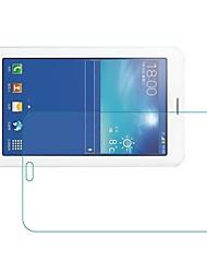 abordables -Protector de pantalla para Samsung Galaxy Tab 3 Lite Vidrio Templado 1 pieza Protector de Pantalla Frontal Dureza 9H