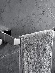 abordables -Barre porte-serviette Design nouveau / Créatif Moderne Acier inoxydable / Acier Inoxydable / Métal 1pc anneau de serviette Montage mural