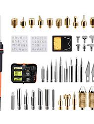 Недорогие -44 комплекта термостата с переключателем электрического утюга, набор гравировальных инструментов для внешней торговли, гравировка с переключателем, пирографический паяльник