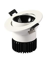 お買い得  -ZHISHU 1セット 6 W 300 lm 1 LEDビーズ 取り付けやすい 埋め込み式 新デザイン LEDスポットライト LEDダウンライト 温白色 クールホワイト 220-240 V 110-120 V コマーシャル ホーム/オフィス リビングルーム/ダイニングルーム