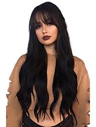 levne -Remy vlasy Se síťovanou přední částí Paruka Hluboké rozdělení styl Brazilské vlasy Kudrny Paruka 130% 150% 180% Hustota vlasů s dětskými vlasy Nastavitelný Odolné vůči horku tlusté s klipem Přírodní