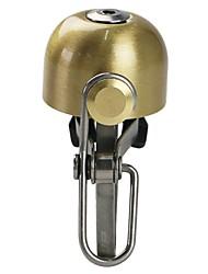 Недорогие -Звонок на велосипед Сигнал для велосипеда Водонепроницаемость Легкость С сигнализацией Громкий длинный четкий чистый звук для Горный велосипед Складной велосипед Односкоростной велосипед Велоспорт