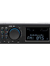 Недорогие -SWM м2 4,1 дюйма 1 дин другие ОС автомобиля mp3-плеер Micro USB / MP3 / встроенный Bluetooth для универсального / Volkswagen / ISUZU RCA поддержка MP3 / WMA / APE