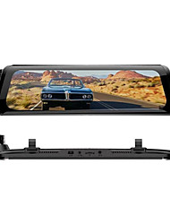 Недорогие -H11A 1080p Автомобильный видеорегистратор 170° Широкий угол 10 дюймовый IPS Капюшон с Ночное видение / G-Sensor / Режим парковки Автомобильный рекордер