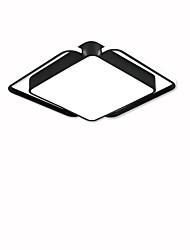 abordables -Linéaire Plafonniers Lumière d'ambiance Finitions Peintes Métal LED 110-120V / 220-240V Blanc Crème / Blanc Neige