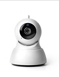 Недорогие -Европейские правила США правила icsee беспроводная камера видеонаблюдения WiFi удаленного интеллектуальная сеть HD ночного видения 720p качая головой машина
