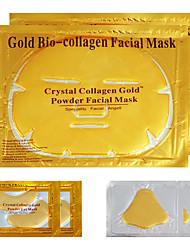 abordables -2 colores 6 pcs Húmedo Anti envejecimiento / Nutrientes / Humedad Ojo / Belleza y Spa / Universal Dulce / Moda Protección / Hipoalergénico / Fácil de Usar Maquillaje Cosmético Gel