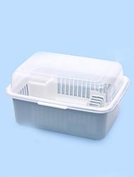 halpa -Korkealaatuinen kanssa Muovit Säilytyslaatikko Uutuusvälineet keittiöön Keittiö varastointi 1 pcs