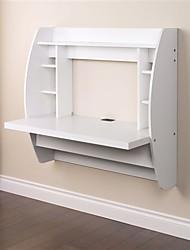 Недорогие -белый настенный современный компактный портативный компьютерный стол