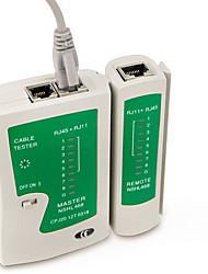 Недорогие -многофункциональный тестер RJ45 RJ11 телефонной линии сетевого кабеля
