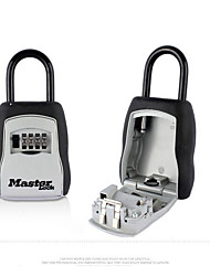 tanie -5400 Zamek szyfrowy Stop cynkowy / Alloy Alumium na Bagaż / Drzwi / Siłownia