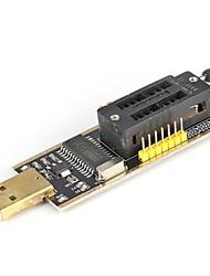 Недорогие -Программатор CH341A 24 25 серии EEPROM флэш-памяти BIOS USB писатель модуль записи
