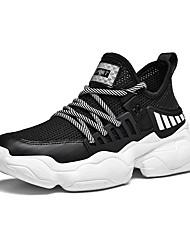 economico -Per uomo Scarpe comfort Retato Primavera estate scarpe da ginnastica Traspirante Bianco / nero / Nero / Rosso / White / Blue
