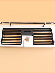 preiswerte -Gute Qualität mit Kunststoff Tip-Out Trays Für Zuhause / Multifunktion / Für Kochutensilien Küche Lager 1 pcs