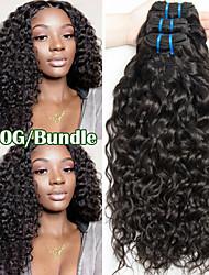 저렴한 -3 개 묶음 브라질리언 헤어 물결 100 % 레미 헤어 위브 번들 인간의 머리 직조 번들 헤어 한 팩 솔루션 8-28 inch 자연 색상 인간의 머리 되죠 코스프레 웨딩 흑인여성 제품 인간의 머리카락 확장 여성용