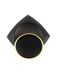 abordables -OYLYW Style mini / Design nouveau LED / Moderne contemporain Appliques Salle de séjour / Chambre à coucher Métal Applique murale AC100-240V 5 W