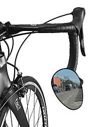 Недорогие -Зеркало заднего вида Зеркало на велоруль с дропами Регулируется Прочный Простота установки Широкий угол заднего обзора Безопасность Назначение
